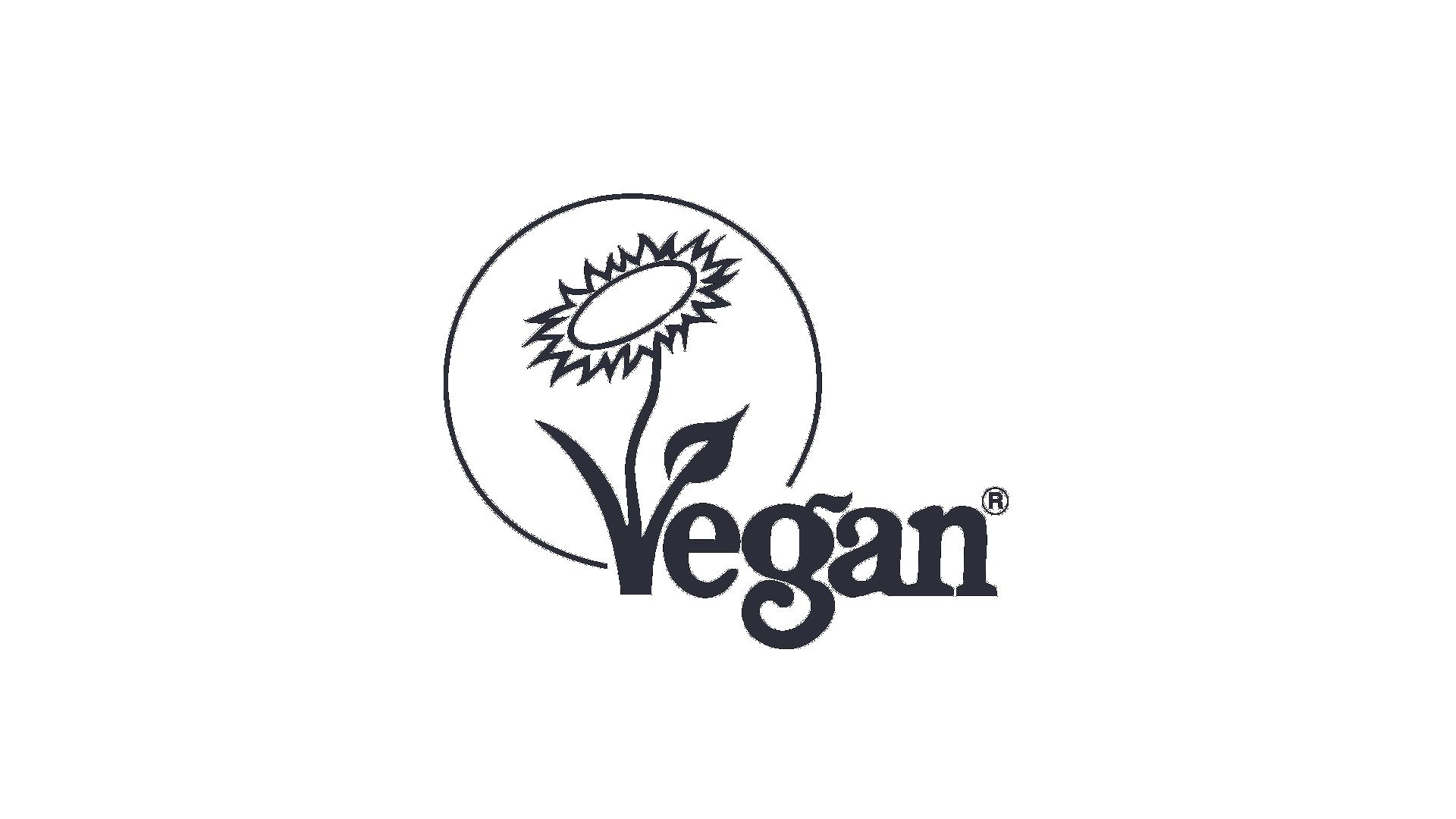 Herbal Essentials Vegan Society Certified
