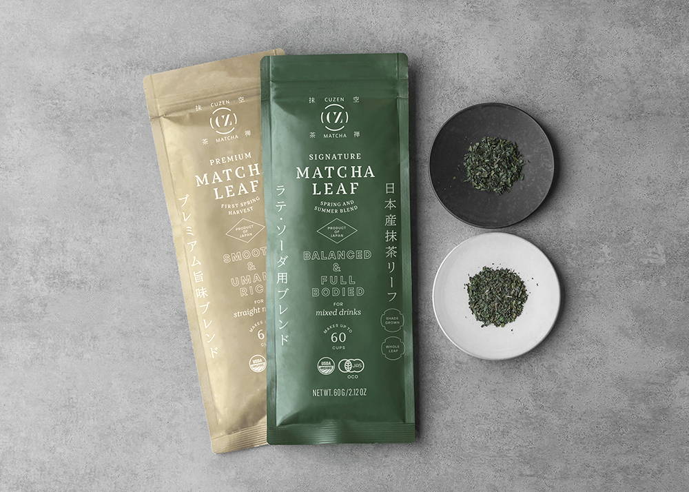 Cuzen Matcha maker | Ceramic Mill