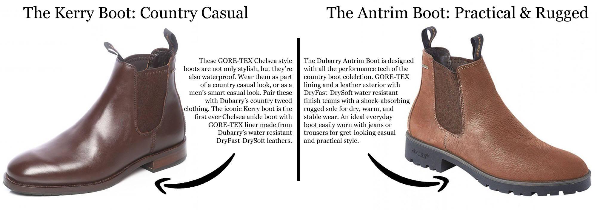 Dubarry Antrim Boots