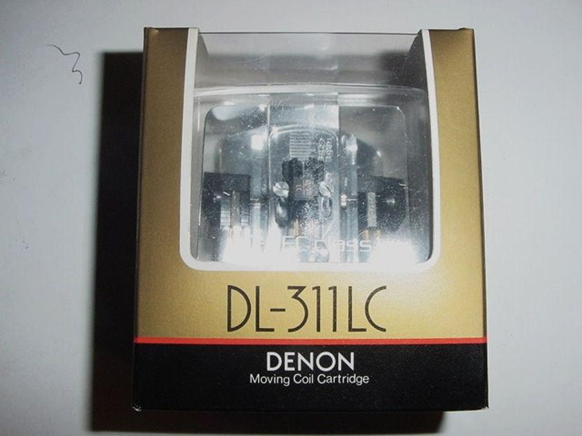 Denon DL-311LC mega rare Japan only production LOMC low output all boxes NOS