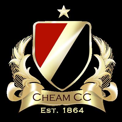 Cheam Cc Logo