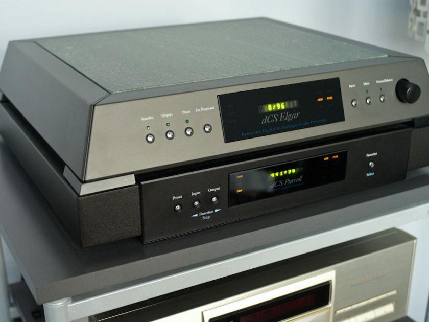 DCS Elgar+Purcell 1394+Weiss Int202+Antelope OCX clock