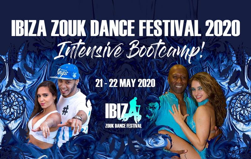 Ibiza Zouk dance festival 2020