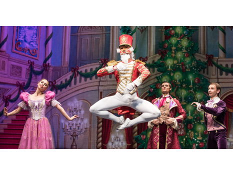 4 Box Seats for Moscow Ballet's Great Russian Nutcracker
