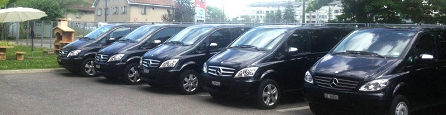 Трансферы по Швейцарии и Европе, услуги такси