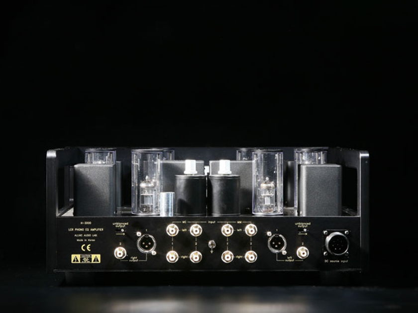 Allnic Audio H3000 MK2 Tube LCR Phono stage