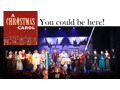 Walk On Role in A Christmas Carol