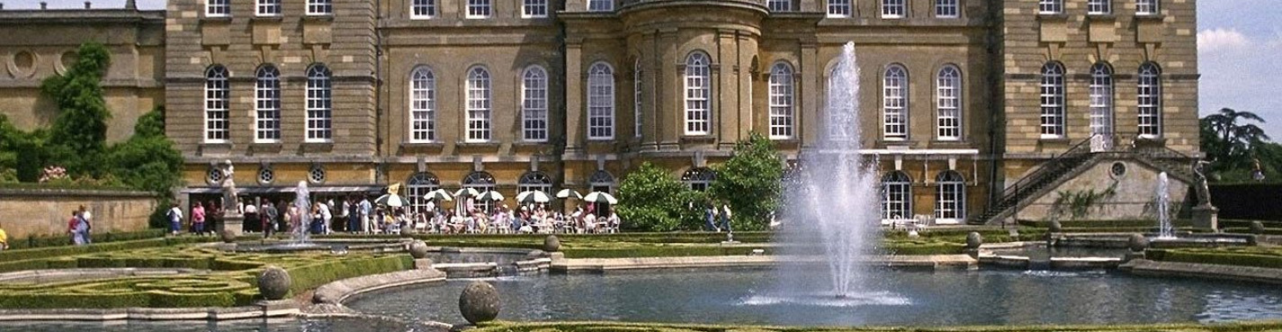 Хэмптон-Корт (резиденция короля Генри VIII)
