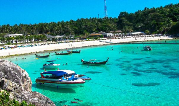 Двухдневная экскурсия на острова Корал и Рача (Рая)