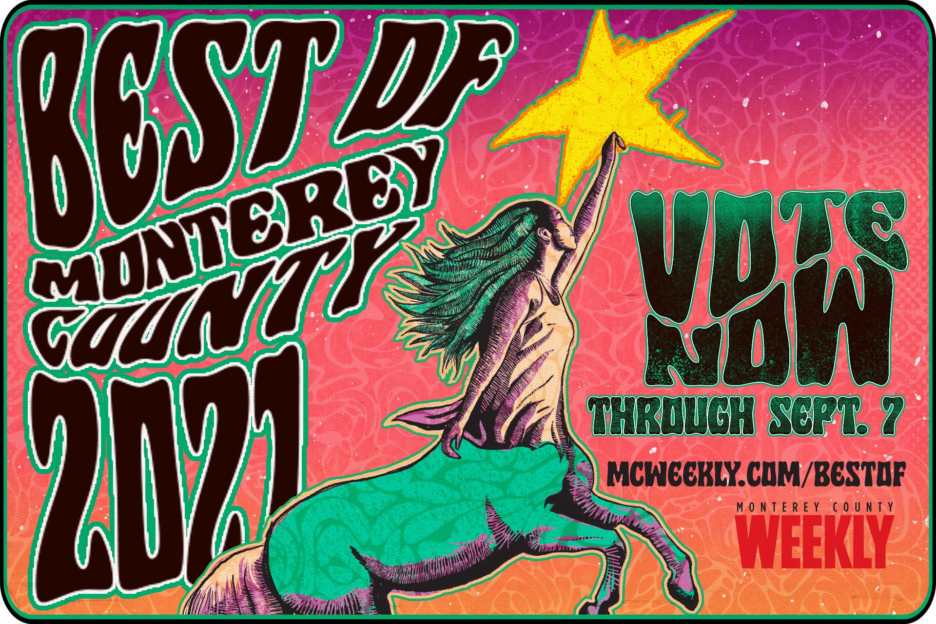 Best Of Monterey County 2021 Final Voting