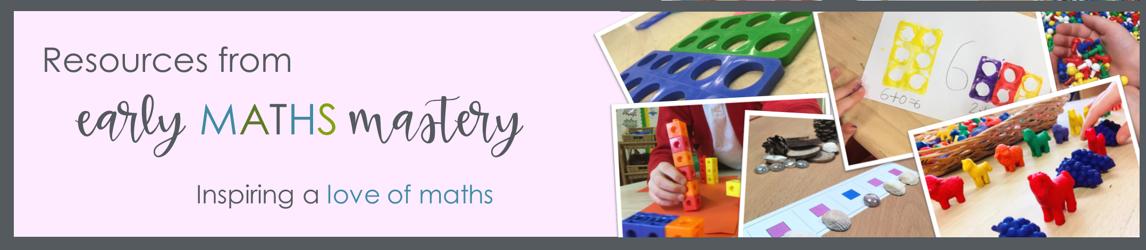 EarlyMathsMastery's Shop
