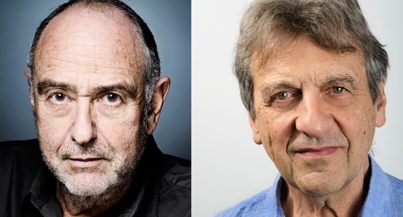 Evening with Claude-Michel Schönberg and Alain Boublil, with Musical Opening from the University Singers