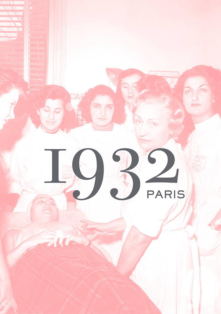 Jeanne Gatineau 1932 Paris