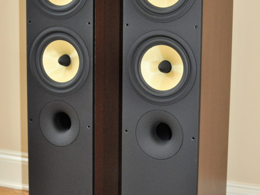 B&W 684 Floor Standing Tower Speakers