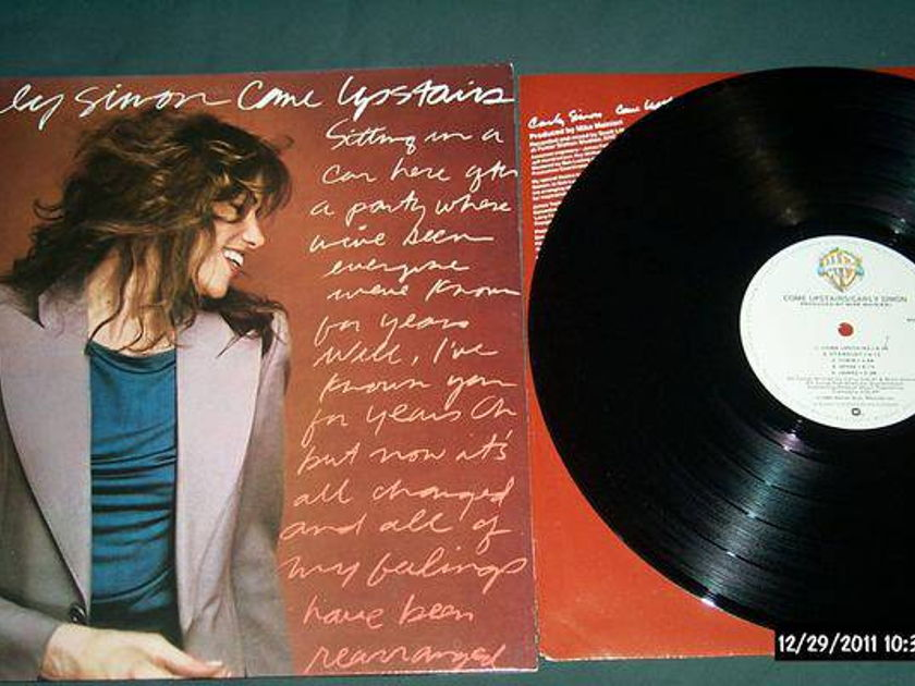 Carly simon - Come Upstairs lp nm