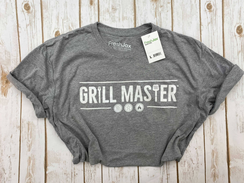 Grill Master® T-shirt FreshJax Organic Spices