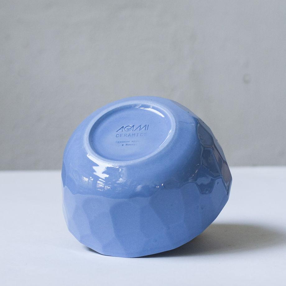 Пиала «Ануна» из цветного фарфора