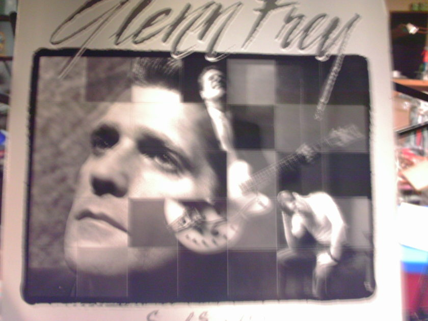 Glenn frey - 2 LPS FOR 1 SHIP PRICE