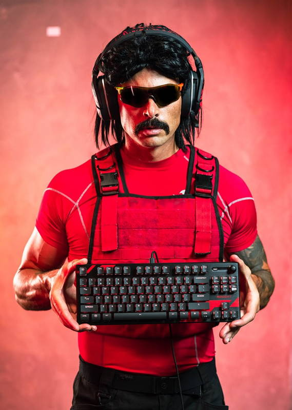 vulcan tkl pro dr disrespect keyboard