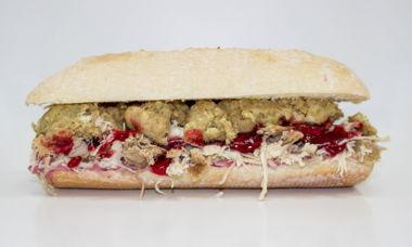 Big Star Sandwich Turkey,House-Made Stuffing