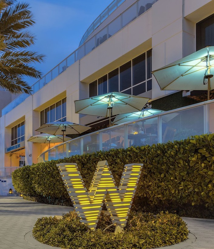 featured image of The W Fort Lauderdale