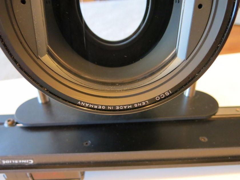 Isco Anamorphic 1 33x Iii Iiil 1 33x Lens 3 Widescreen W
