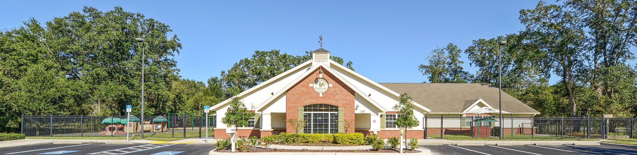 Exterior of a Primrose School of Bloomingdale