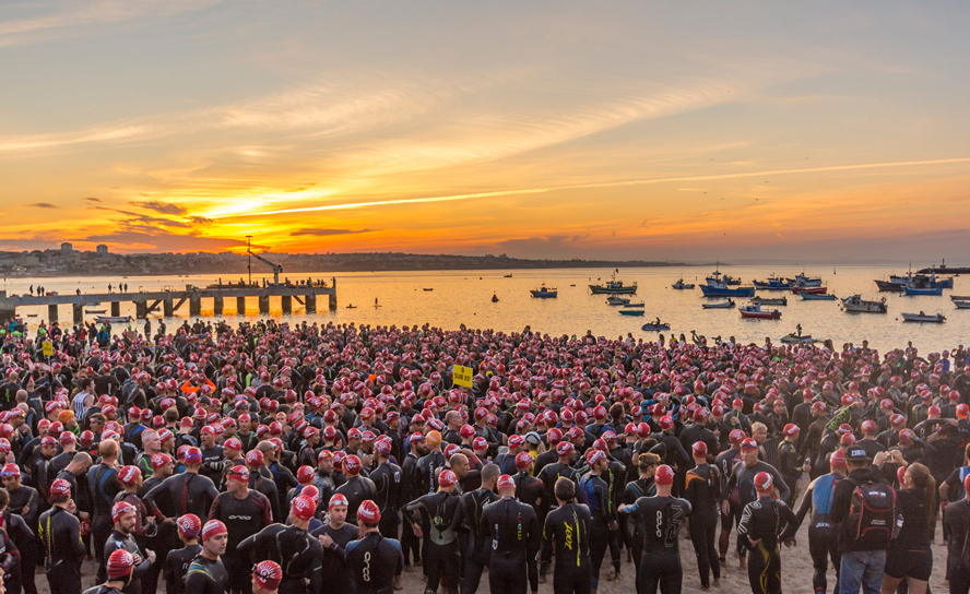 "Cascais - Ironman organization says: ""Cascais is a quaint fishing village with over 650 years of history and a picture perfect coastline."""