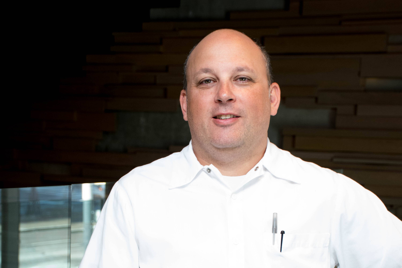 Chef Hans Vogles