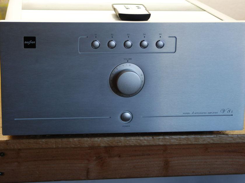 Dussun V8i 250WPC Integrated Amplifier