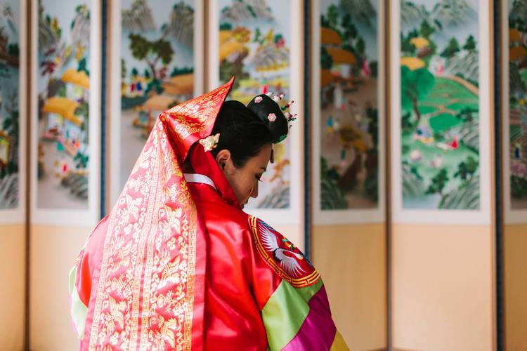 KOREAN TRADITIONAL PAEBAEK TEA CEREMONY