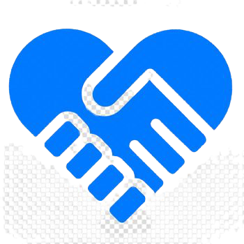 OBI Services Blue Heart Image