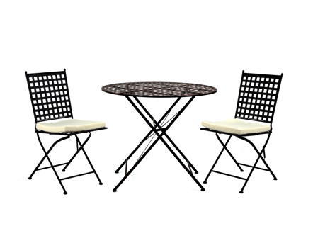 Set-Nantucket Folding Table & Chairs (2)