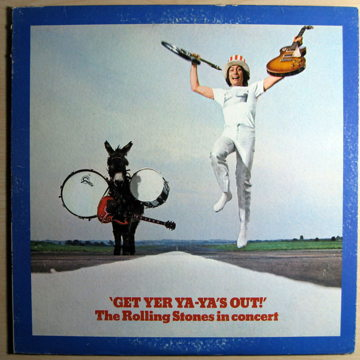 Get Yer Ya-Ya's Out! - Rolling Stones In Concert