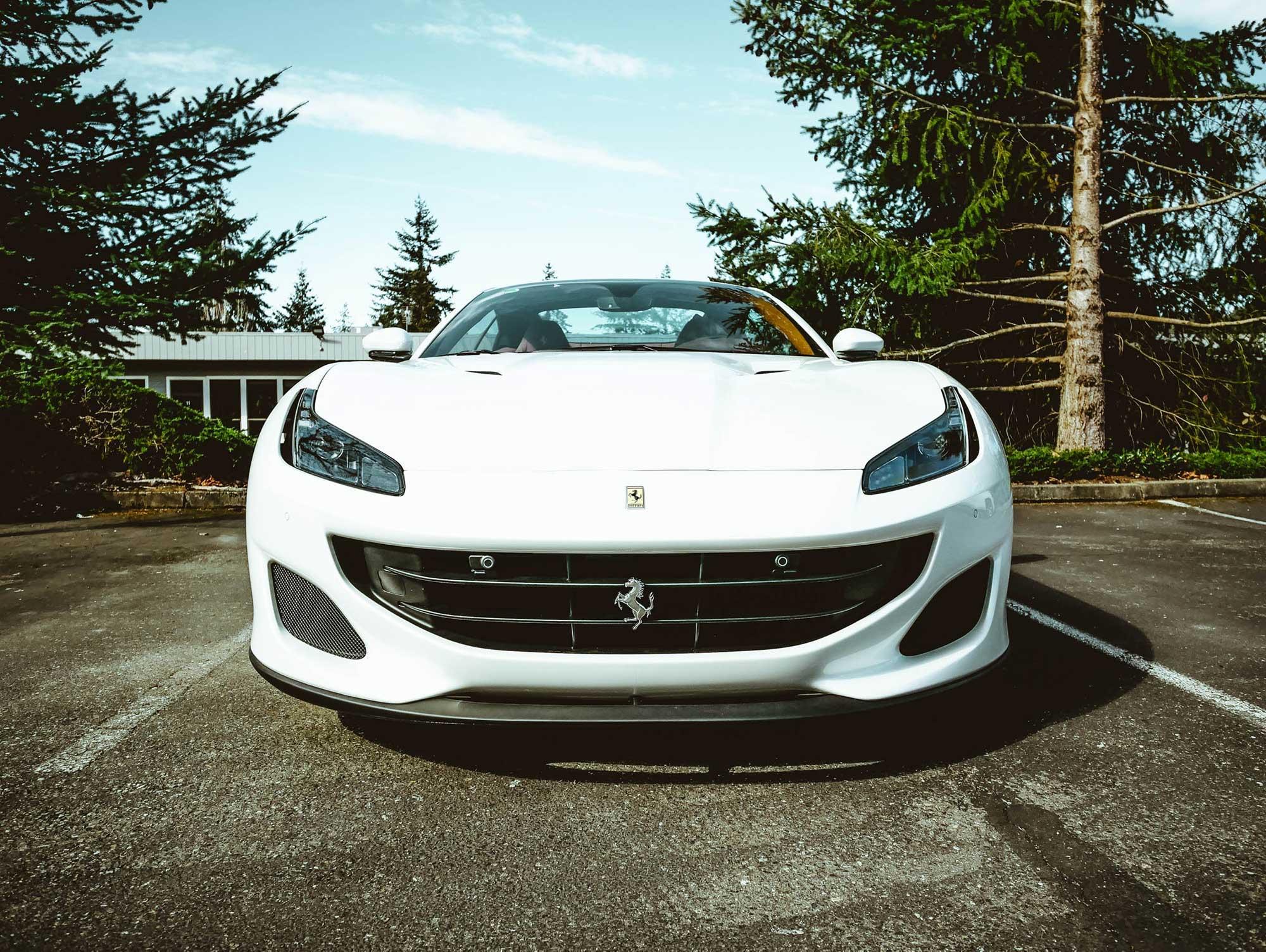 Ferrari Portofino Scrape Armor Skid Plate