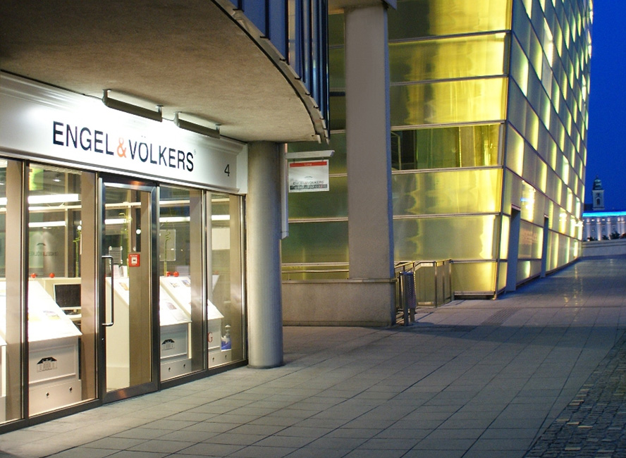Wels - Engel & Völkers Shop in Linz!