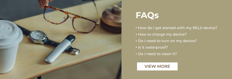 RELX FAQs