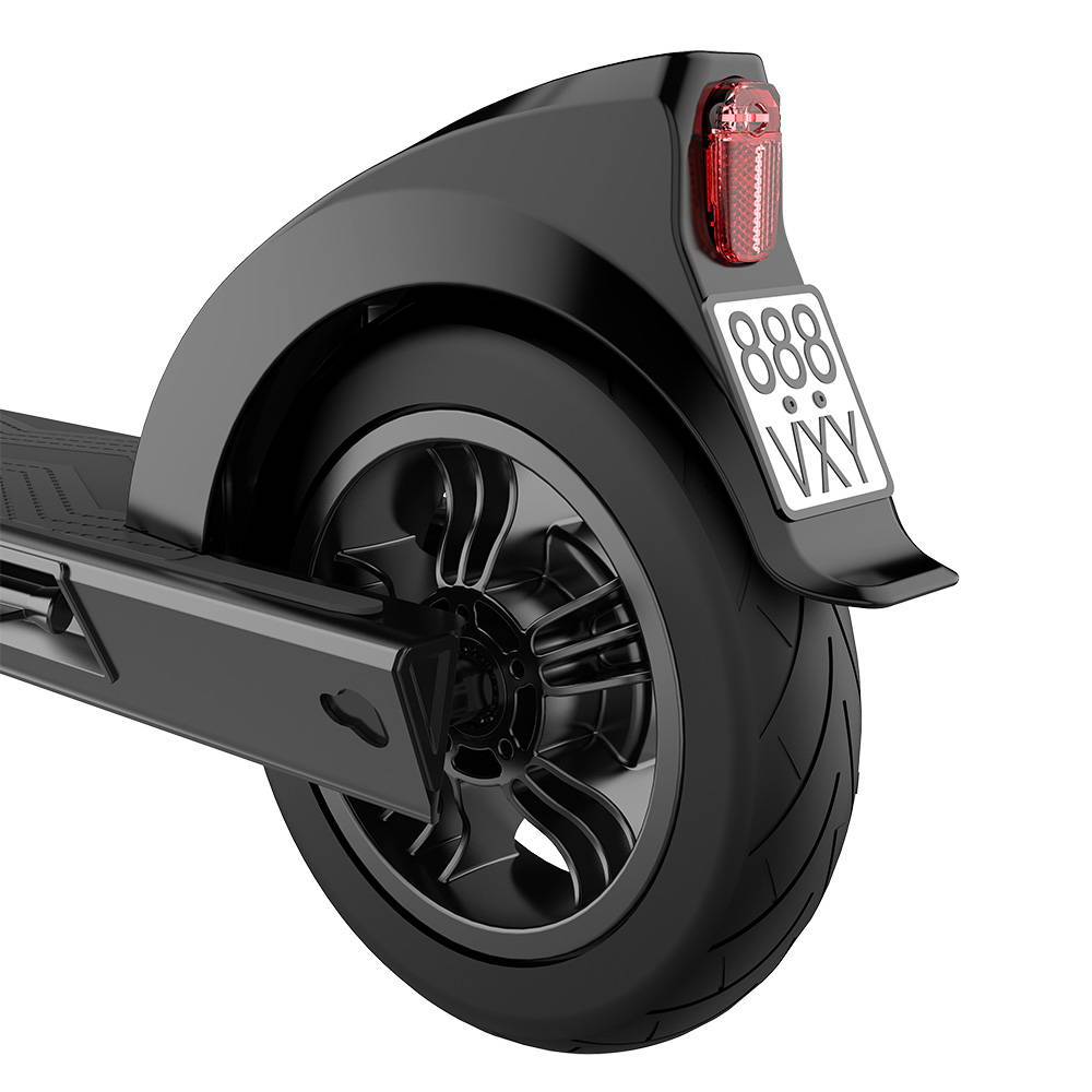 Okai Electric Scooter & Electric Bike Manufacturer, ES200D Electric Scooter License Plate