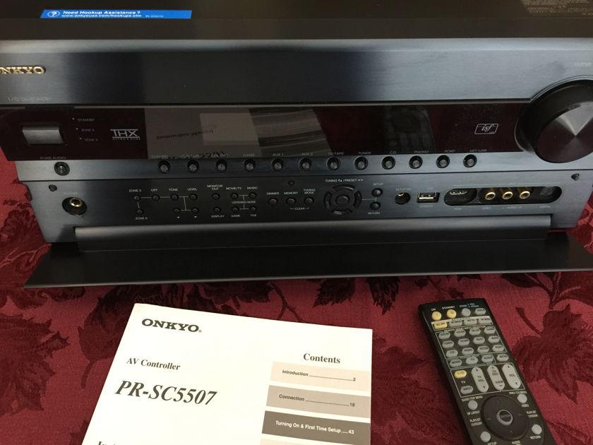 Onkyo PR-SC5507