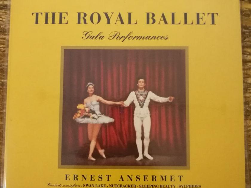 Ernest Ansermet  - The Royal Ballet, Gala Performances RCA Victor, Living Stereo