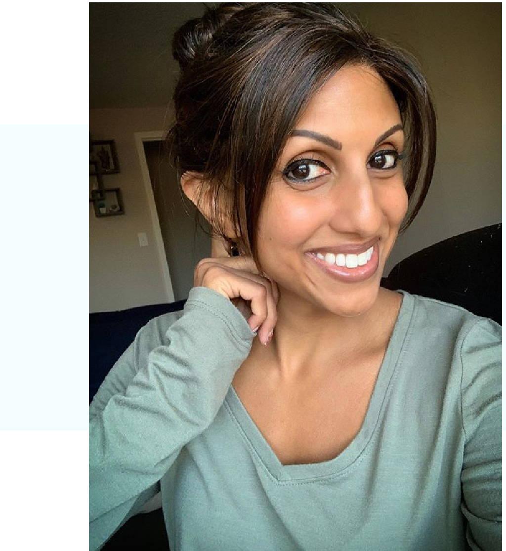 Follow Supriya Surender on Instagram!