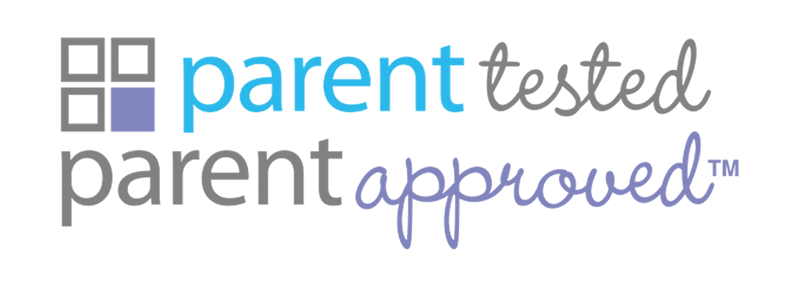 parent tested parent approval logo