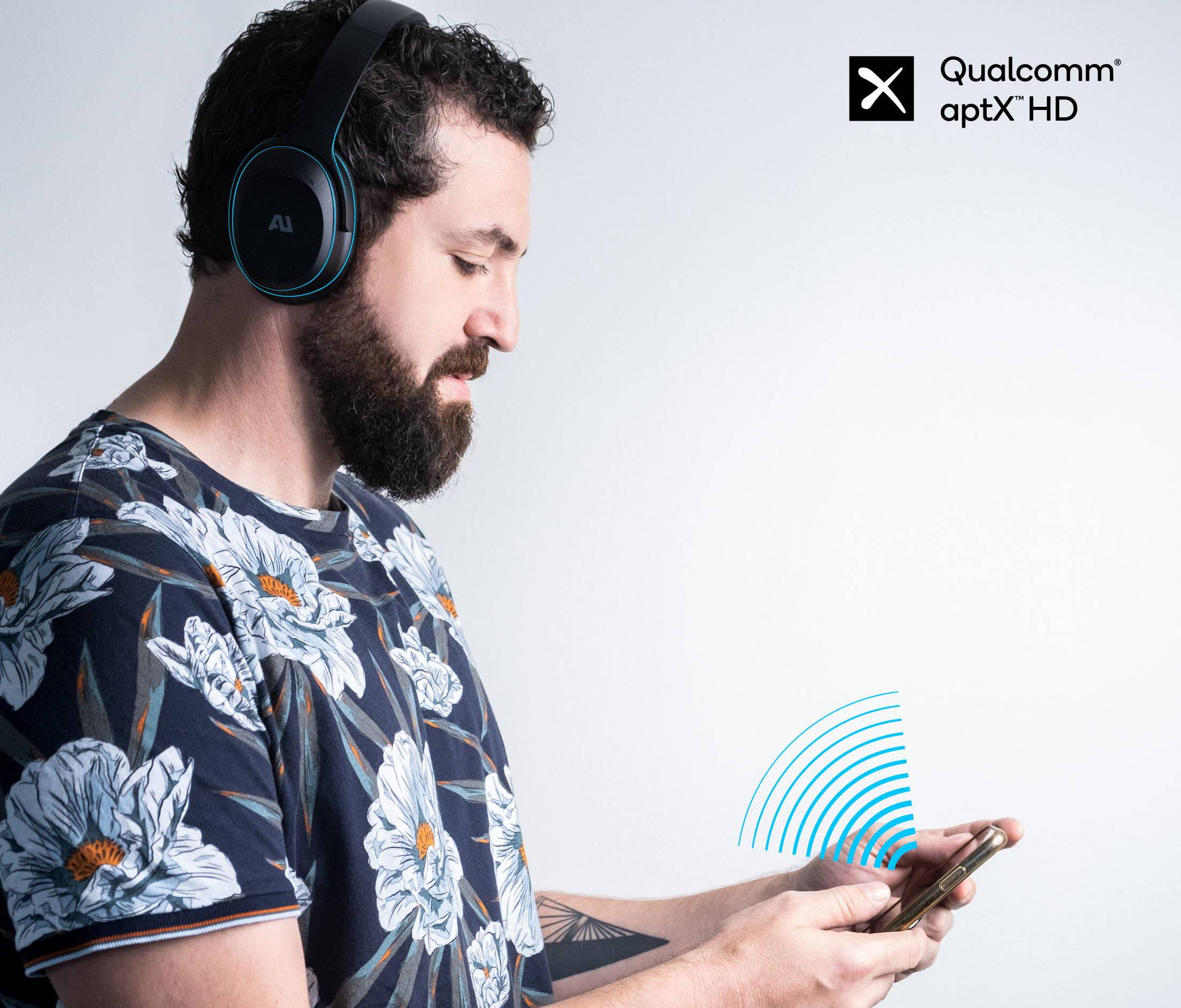 Ausounds Wireless High Definition Audio
