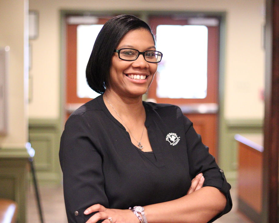 Ms. Williams , Master Trainer