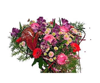 Blomster som gave
