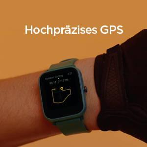 Amazfit Bip U Pro - Hochpräzises GPS