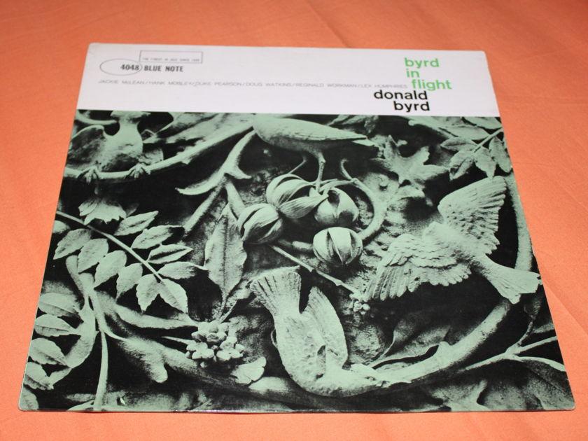 Donald Byrd - In Flight Blue Note / Ori Press/ Review LP audiophile