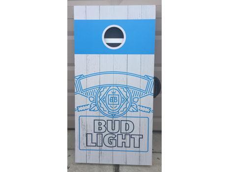 Bud Light Corn Hole Boards - Bean Bag Toss Game