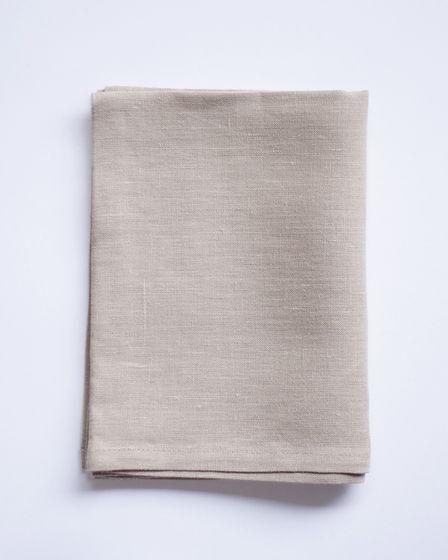 Льняное полотенце - Миндаль Крайола