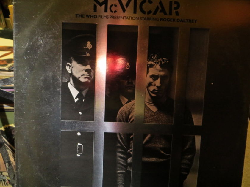 McVicar - SOUNDTRACK RODGER DALTREY